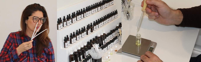 Fragrance making agency