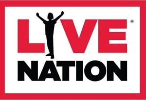 collaboration with Live Nation
