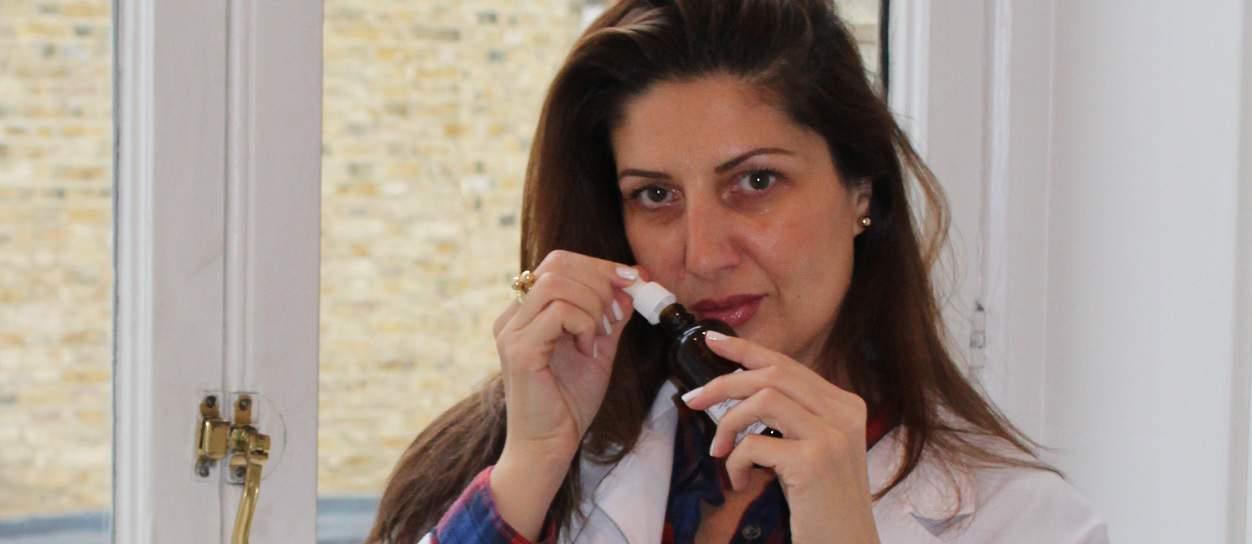 Zaga Colovic Perfumer and candle maker