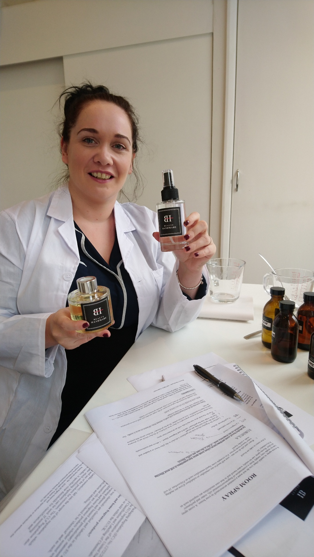 Student review of the Beauty Handmade Workshop