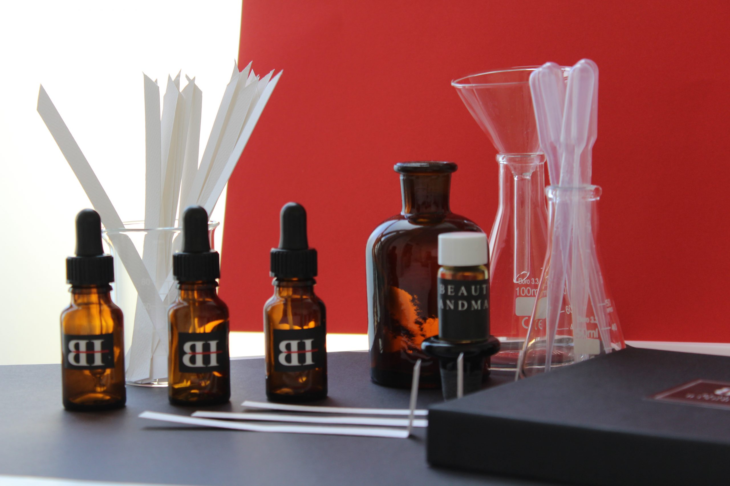 Online fragrance making course