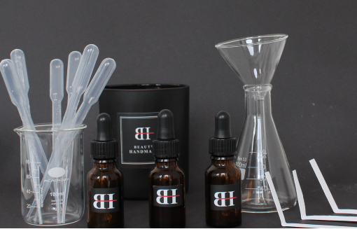 candle fragrance formula