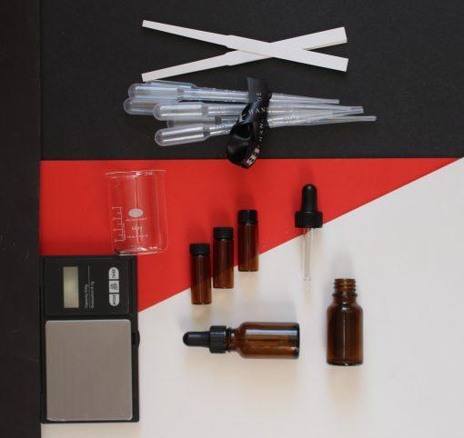 fragrance making lab