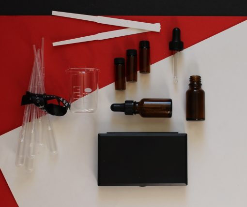 fragrance making lab for candles